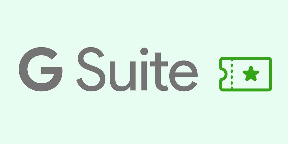 g suite business promo code