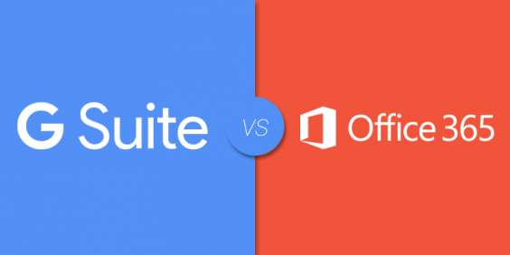 g suite vs office 360