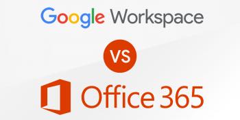 google workspace vs office 360
