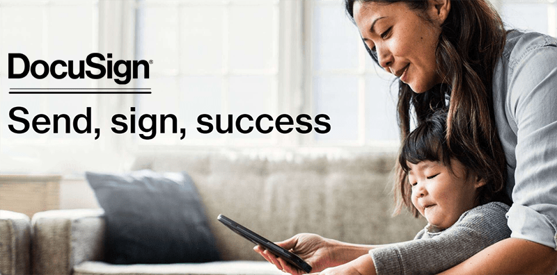 docusign free g suite signature marketplace app
