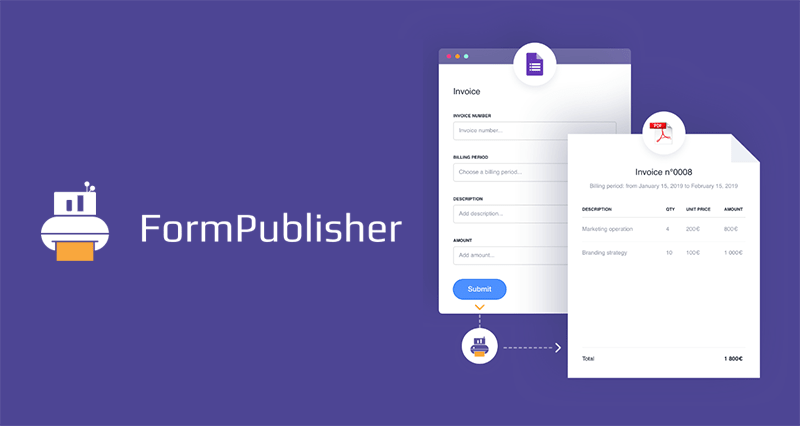 form publisher free g suite marketplace app